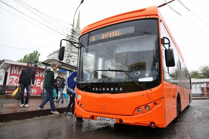 ВВолгограде изменили схему движения автобуса №44