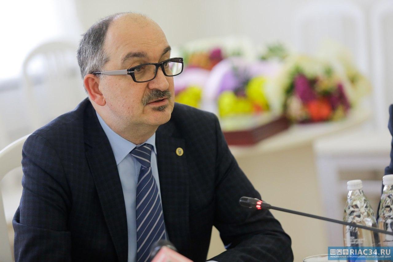 ВВолгограде скончался выдающийся учёный Олег Иншаков