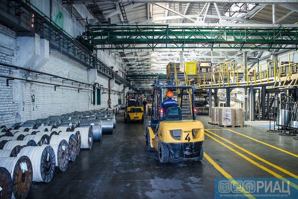 Волгоградская область наращивает промышленное производство