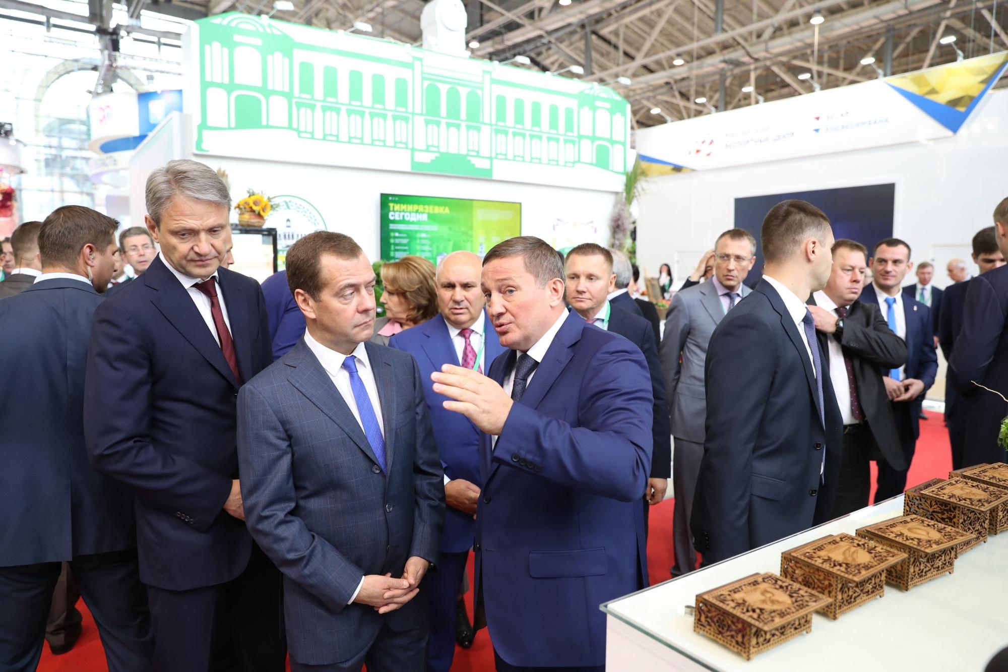 Успехи АПК Волгоградской области высоко оценили нафедеральном уровне