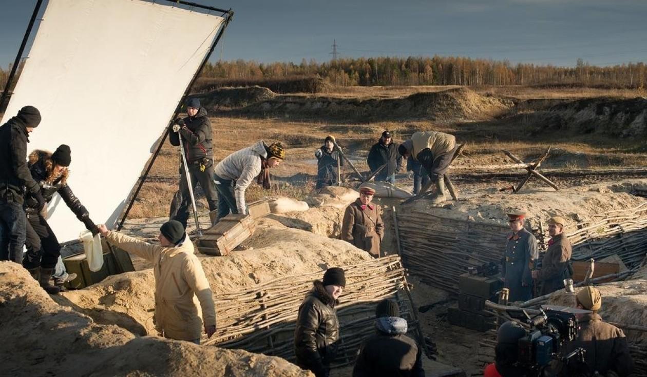 В Волгоградской области снимут фильм о партизанском отряде «Смерть фашизму!»