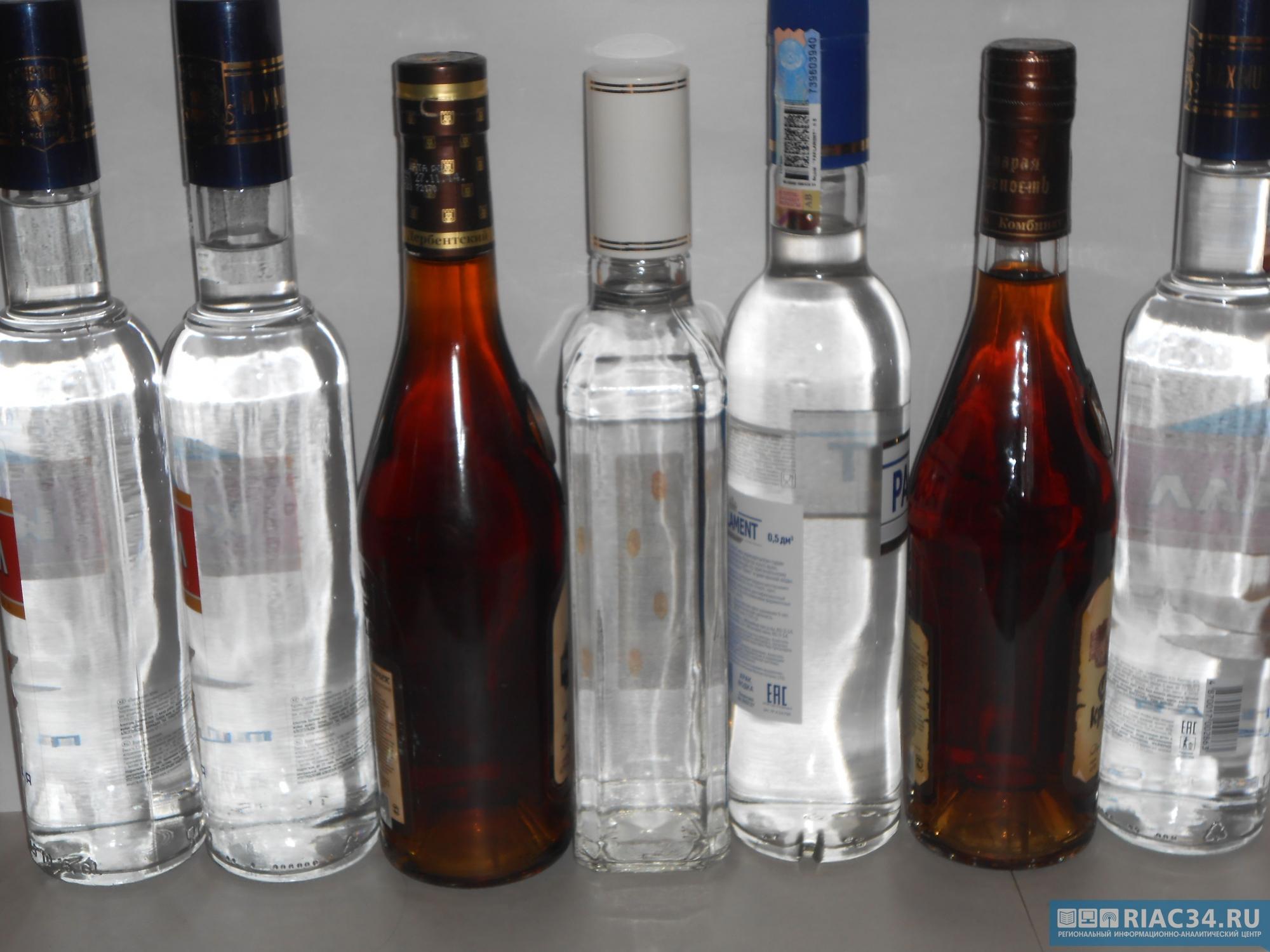 Весной в Российской Федерации вырастет минимальная цена накрепкий спирт