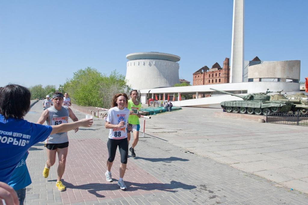 Волгоградцы вГорсаду пробегут «Зеленый марафон»
