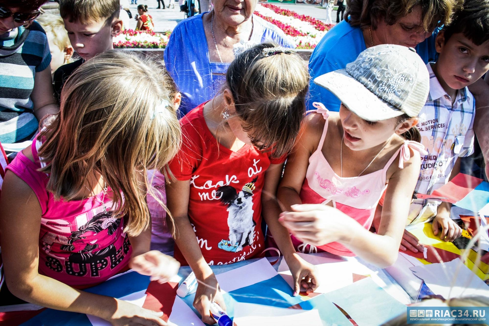 Влетних лагерях Волгоградской области передохнут 149 тыс. школьников