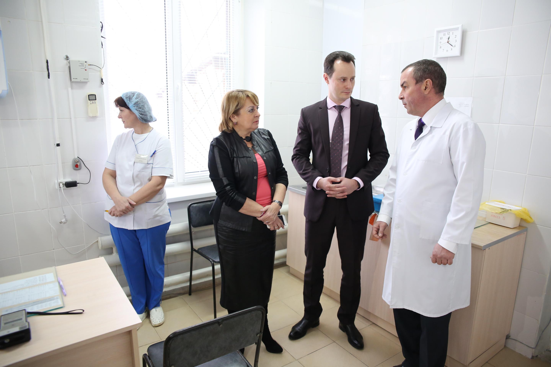 В Волгограде открылось новое наркологическое отделение