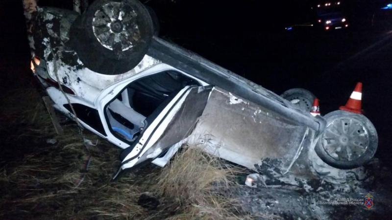 ВВолгоградской области в трагедии пострадали две женщины иребенок