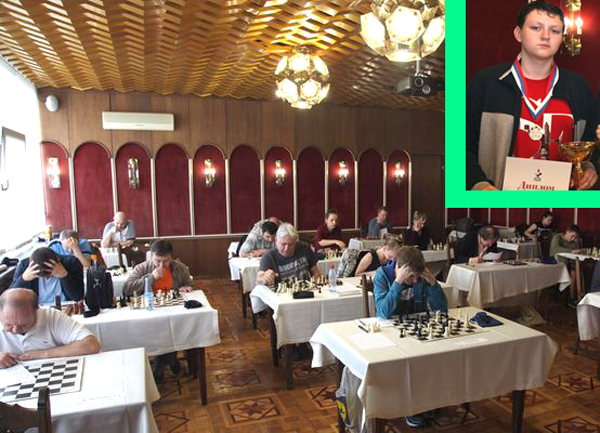 15-летний шахматист изВолгограда взял серебро напервенстве страны