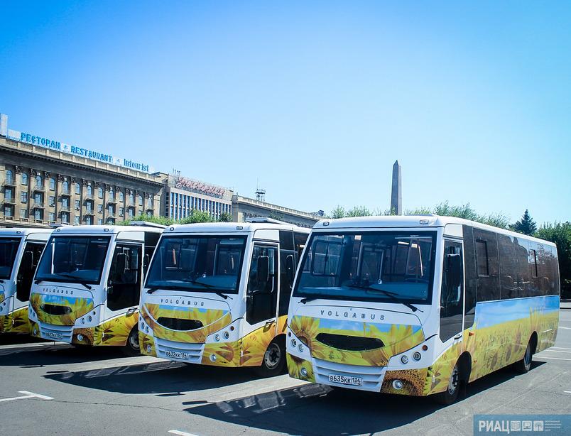Автобусы имаршрутки №88 начали ездить поединому расписанию вВолгограде