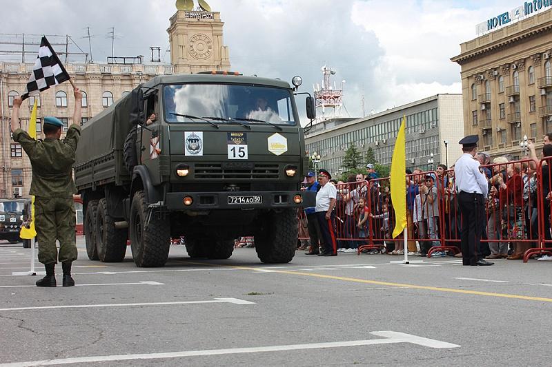 Старт международному «Военному ралли» будет дан вВолгограде
