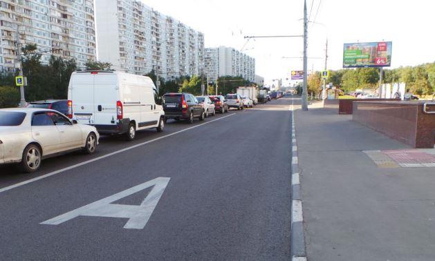 Для публичного транспорта вВолгограде появится выделенная полоска