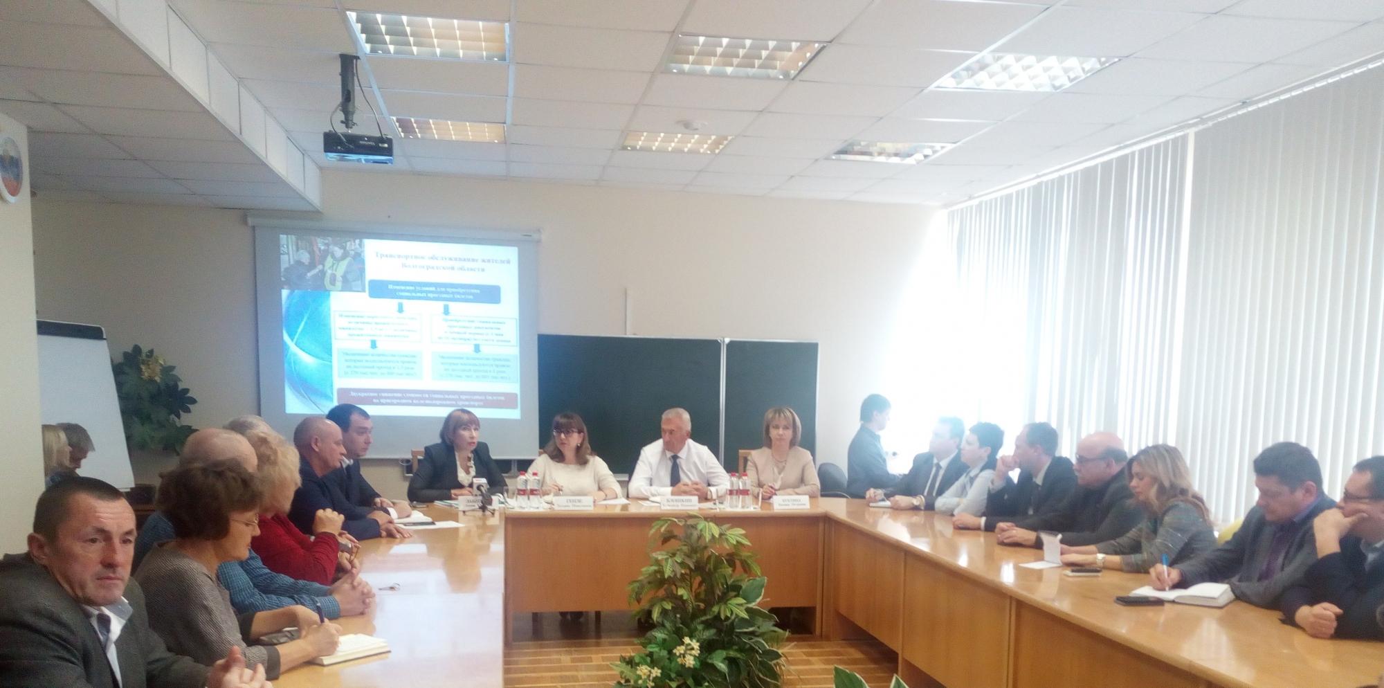 Изменения радуют: члены волгоградских профсоюзов поддержали поправки в Соцкодекс