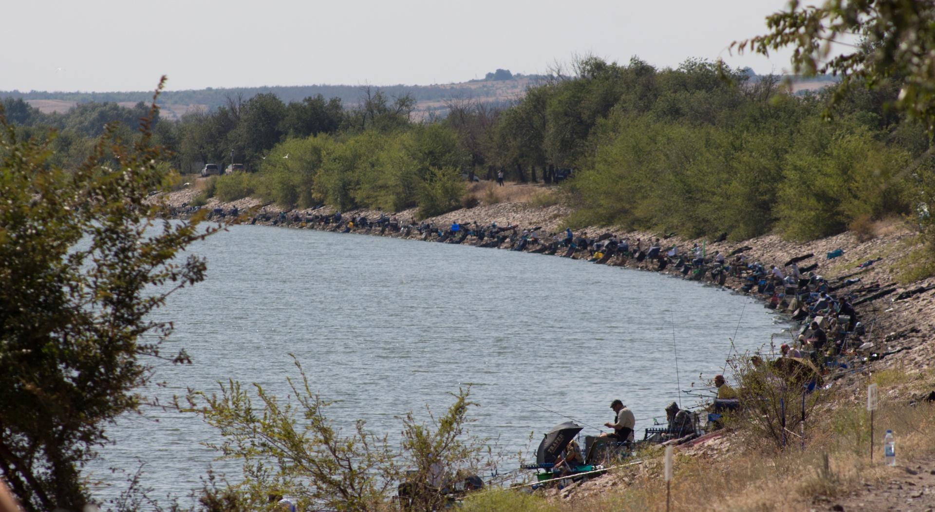 Рыболовы изБрянска будут собирать сор вдоль Волго-Донского канала