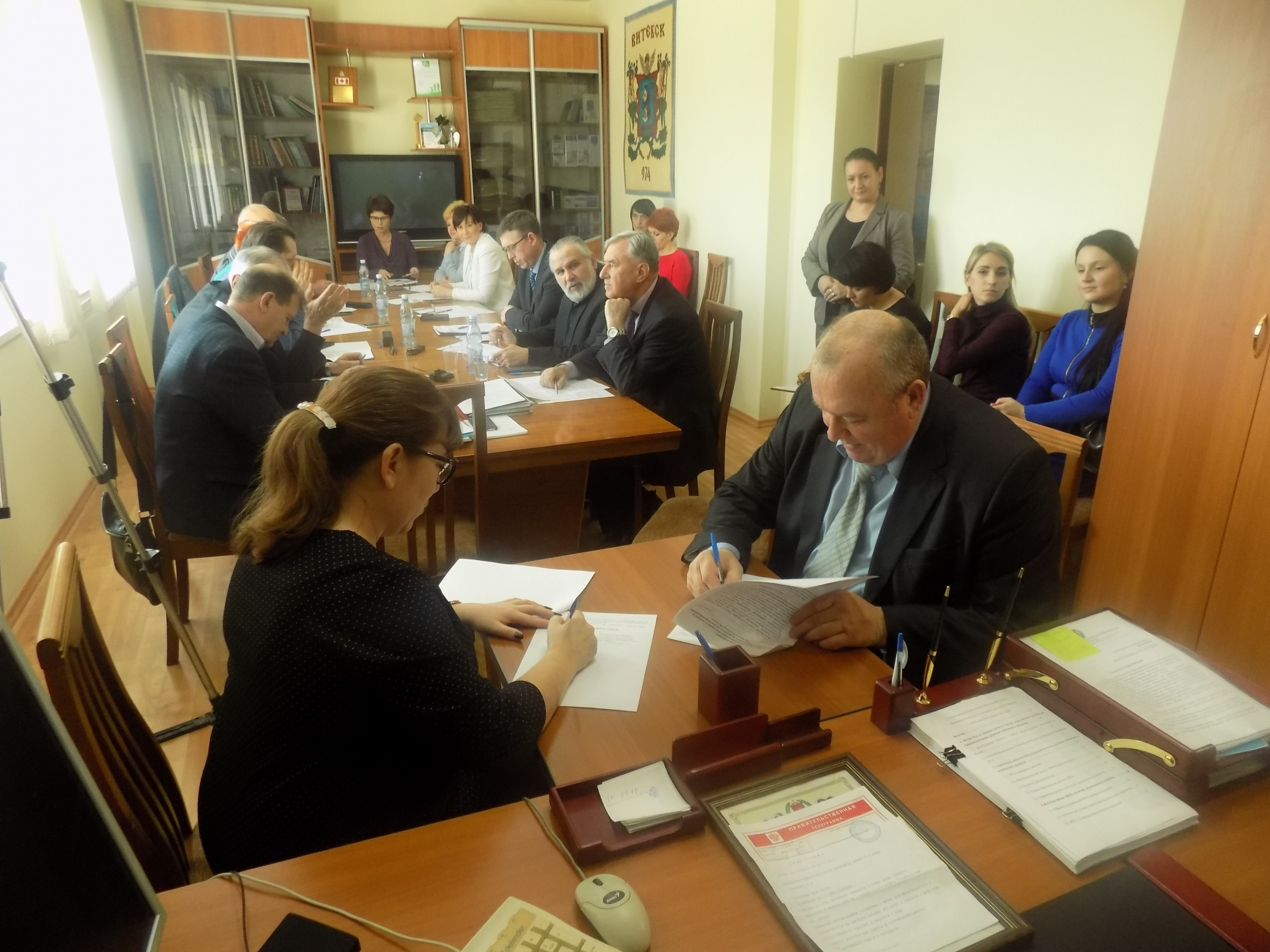 Волгоградская ОП активизирует подготовку наблюдателей на выборы
