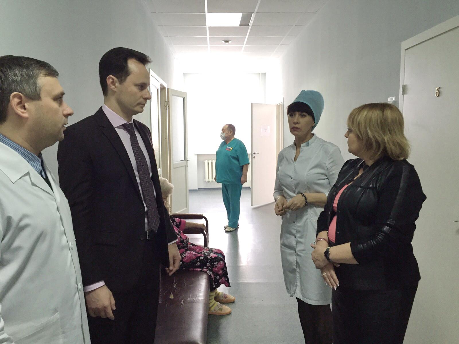 В волгоградской больнице № 16 продолжится масштабный ремонт