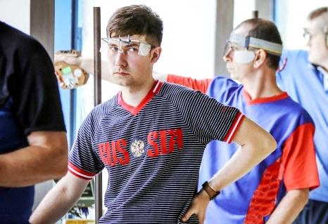 Волгоградский стрелок-сурдлимпиец завоевал золотую медаль
