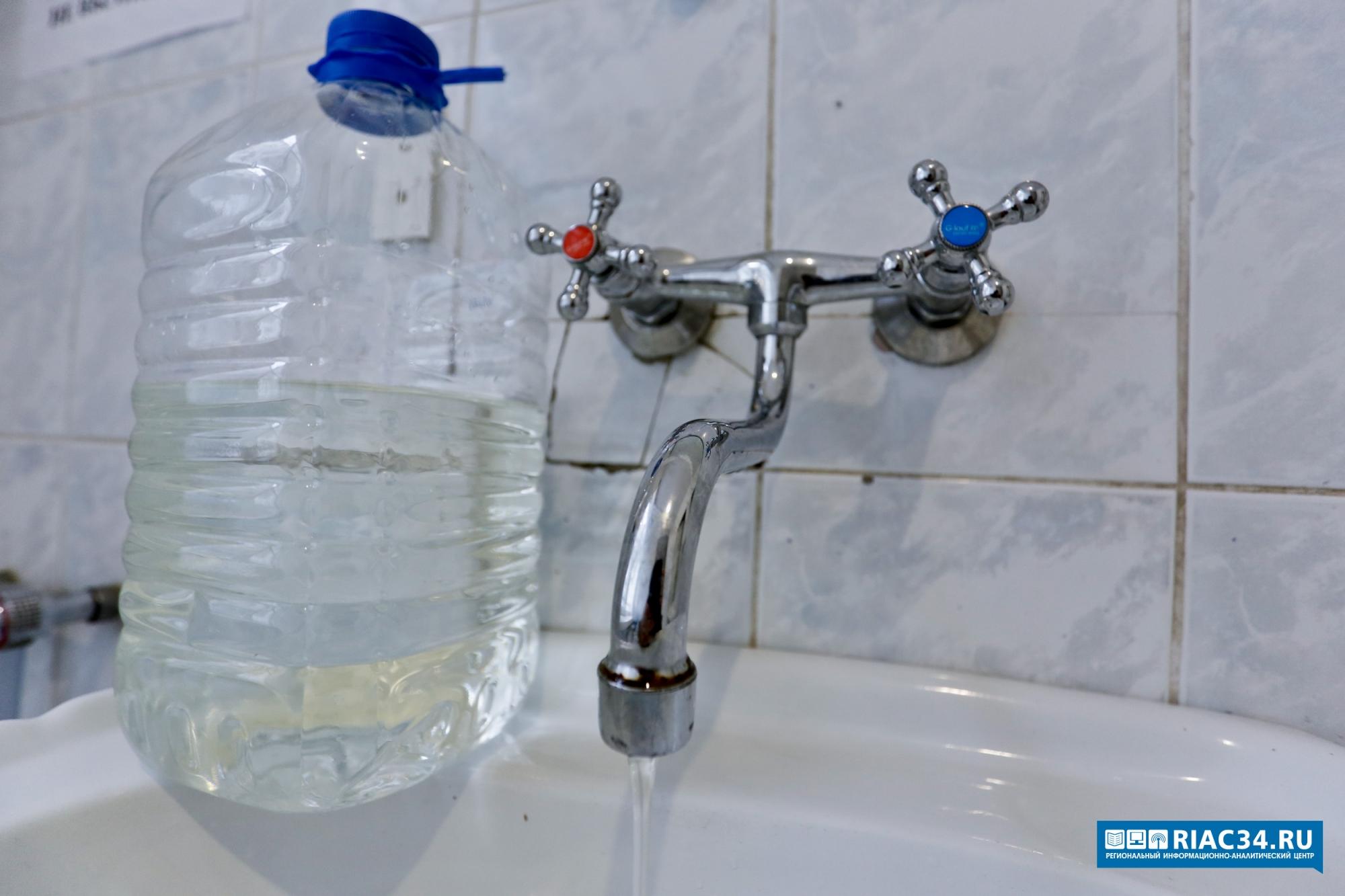 Вода ивоздух Волгограда признаны подходящими  для городских жителей