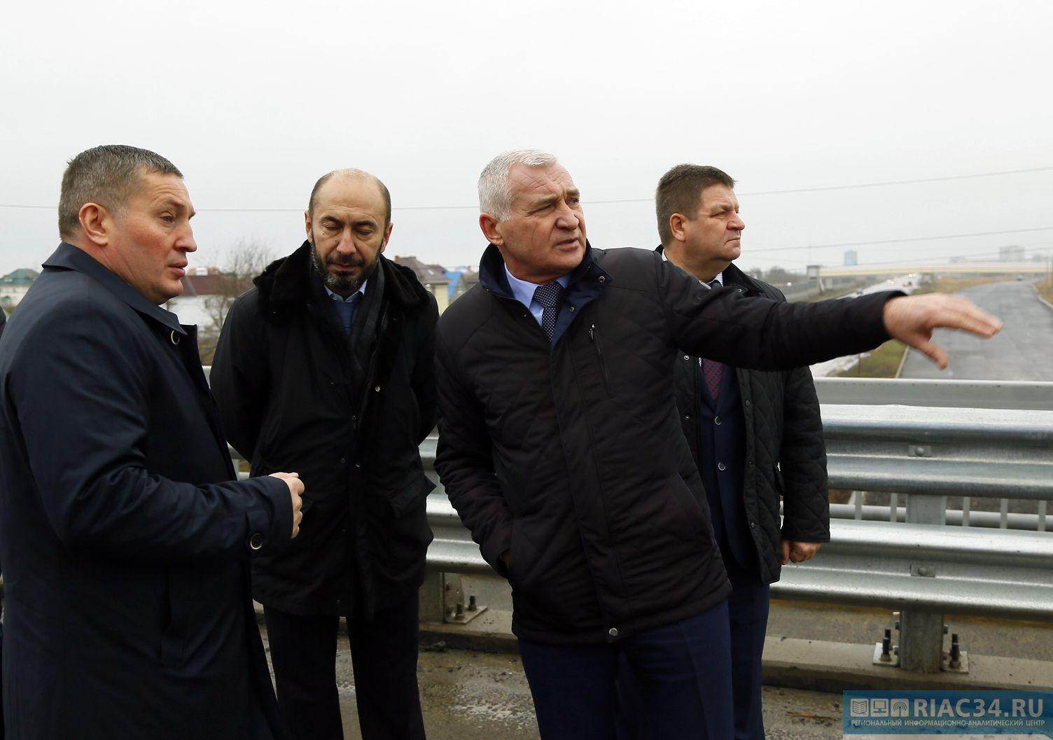 Движение помосту через Ахтубу будет запущено— Андрей Бочаров