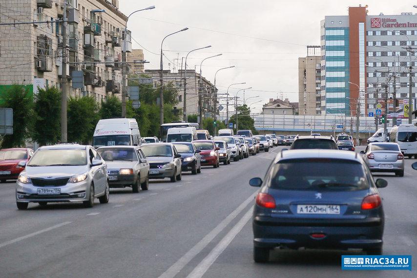 НаКрещение вВолгограде ограничат движение транспорта