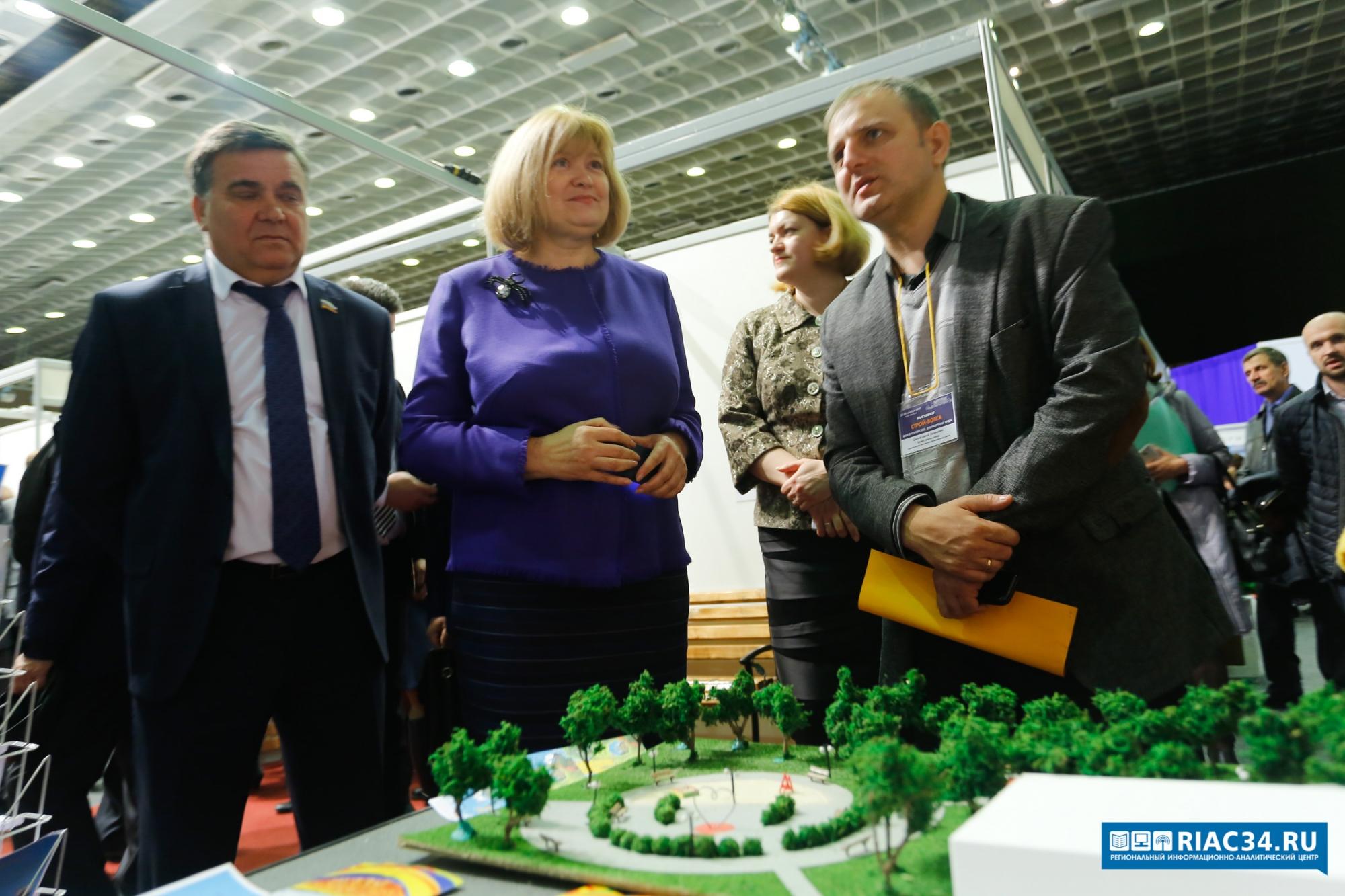 В 2018 году в Волгоградской области продолжится реализация проектов благоустройства