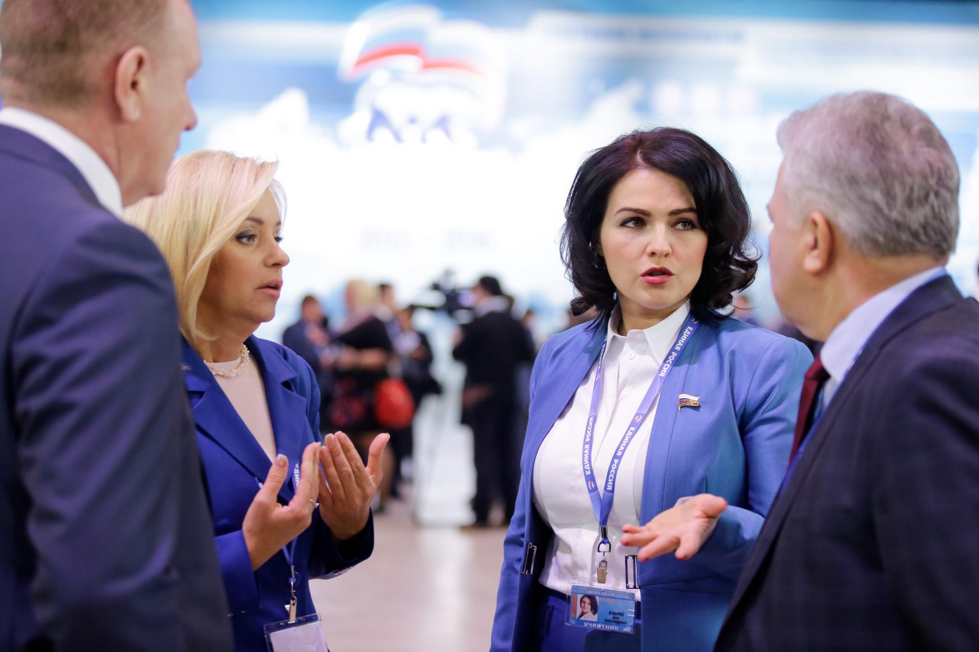 «Единая Россия» запустила шесть новых партийных проектов