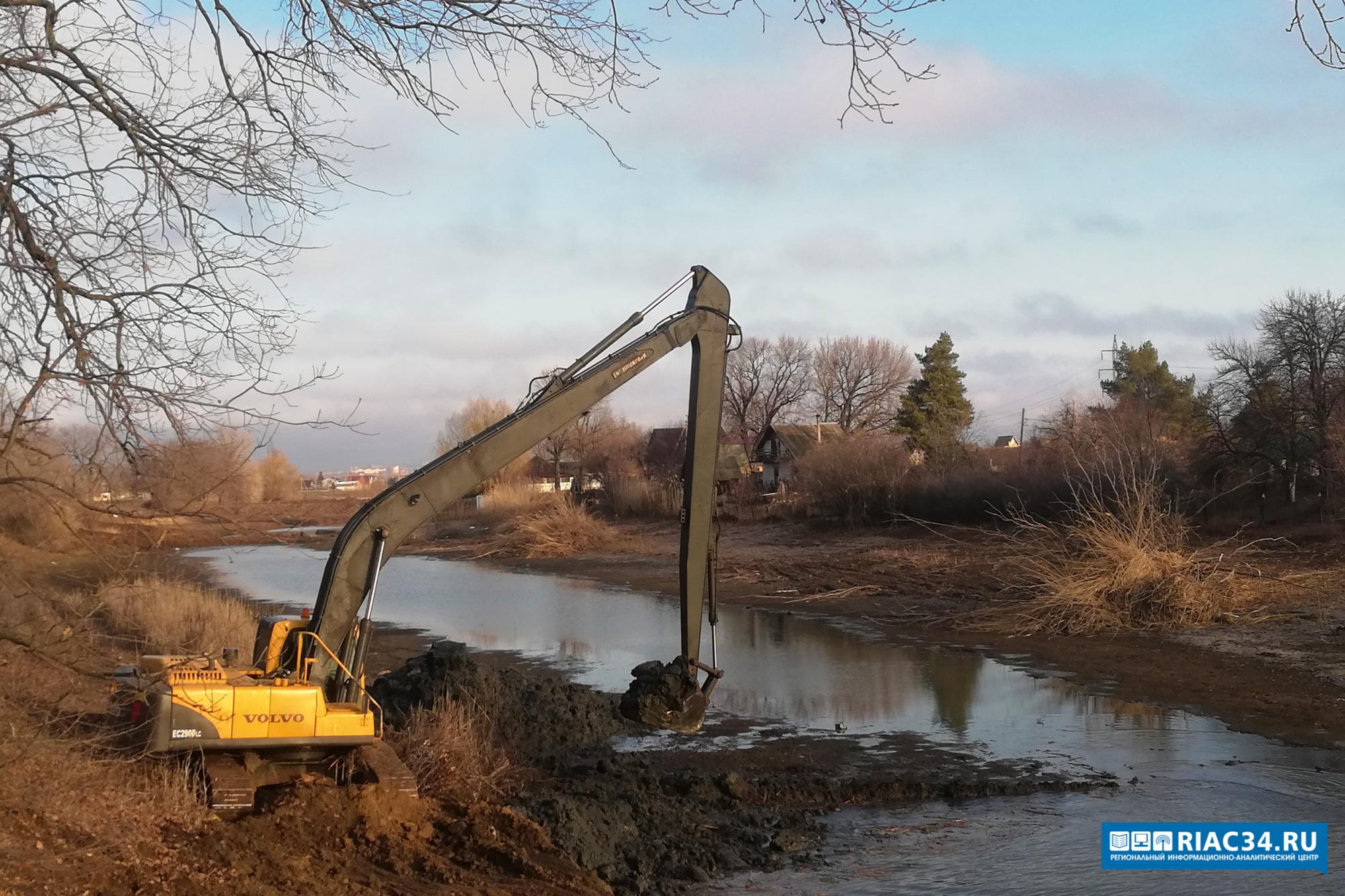 В Волгоградской области расчистят еще 16 объектов Волго-Ахтубинской поймы