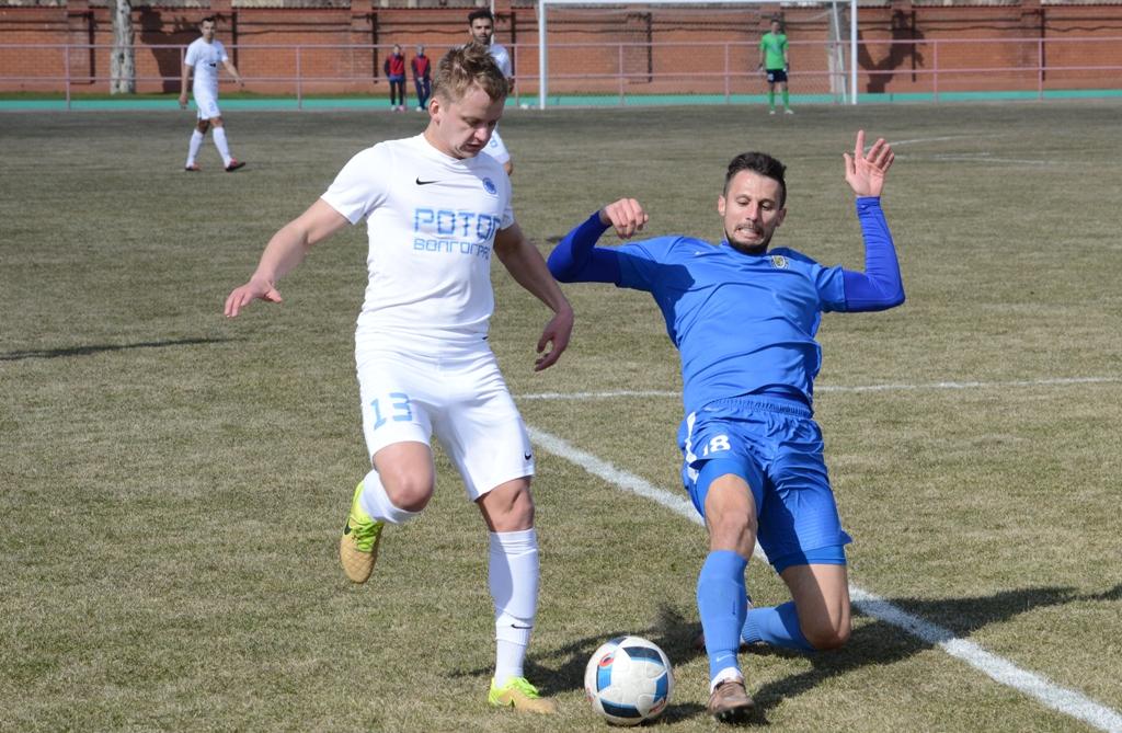 «Ротор» должен стать командой-мечтой для волгоградских молодых людей — Андрей Бочаров
