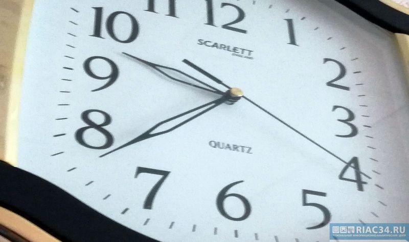 Участие волгоградцев в голосовании определит, по какому времени им жить