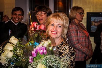 В Волгограде открылась необычная выставка известного художника