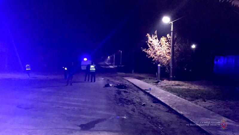 Нетрезвый шофёр сбил пешеходов под Волгоградом: женщина скончалась, трое в клинике