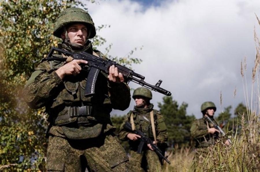Под Волгоградом группа антитеррора уничтожила условных экстремистов