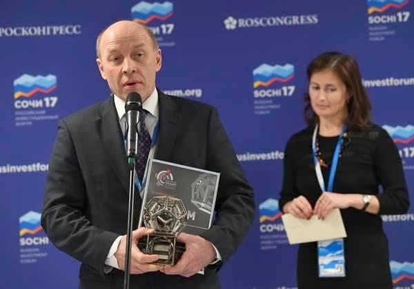 «Концессии теплоснабжения» признаны лучшим проектом государственно-частного партнерства всфере ЖКХ