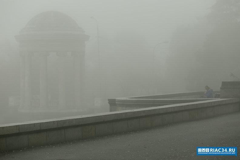 Туман вВолгограде стал предпосылкой задержки авиарейсов из столицы иобратно