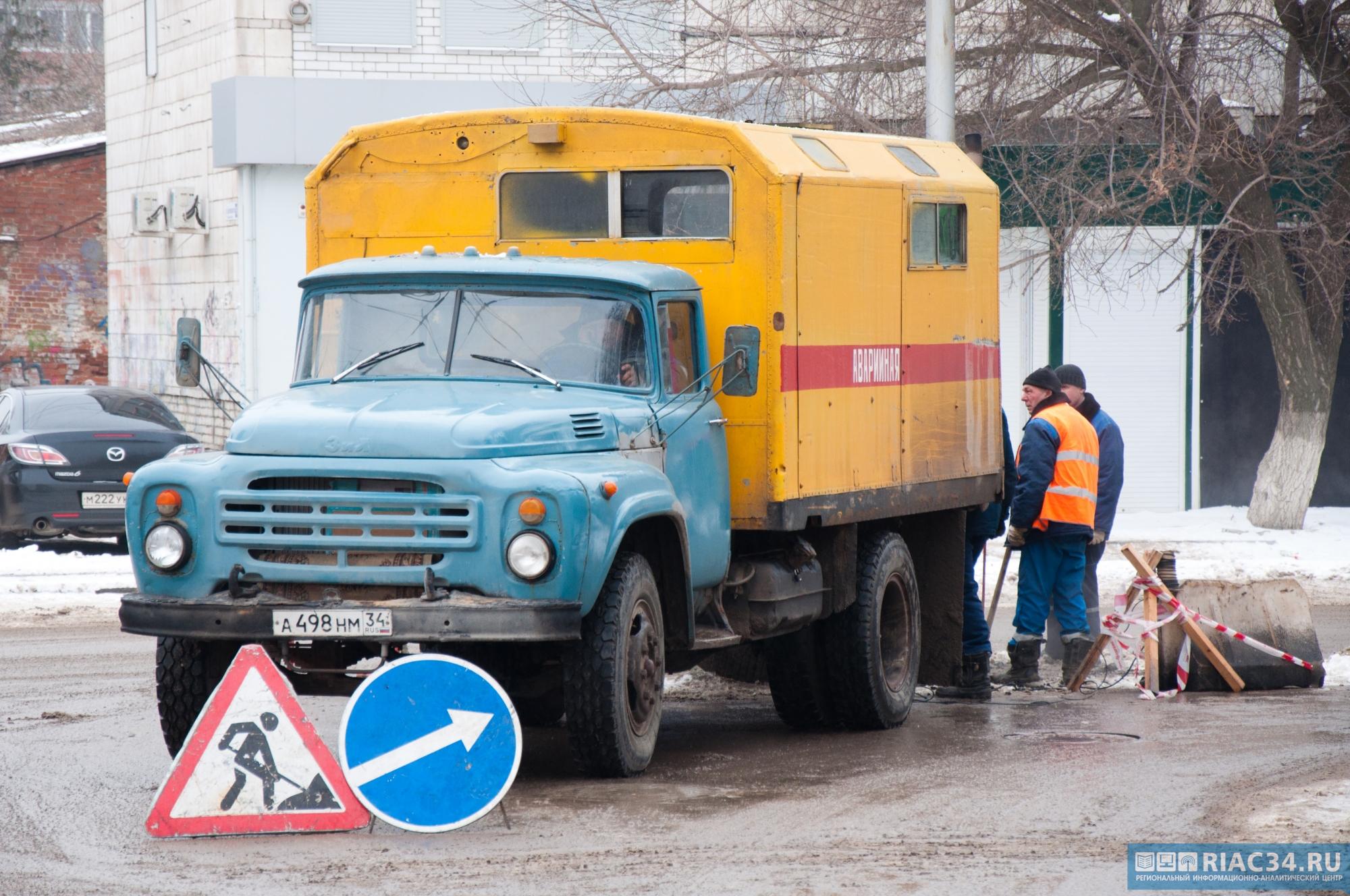 ВКировском районе Волгограда на 4 дня остановится движение вдоль улицы Минина