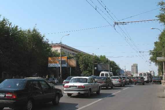 В 3-х районах Волгограда перекроют улицы