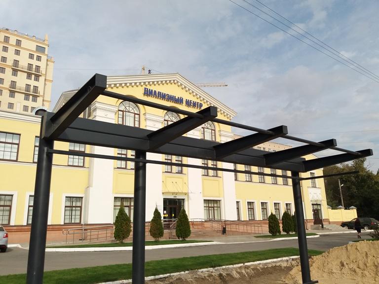 ВВолгограде появятся 86 актуальных насегодняшний день остановочных павильонов