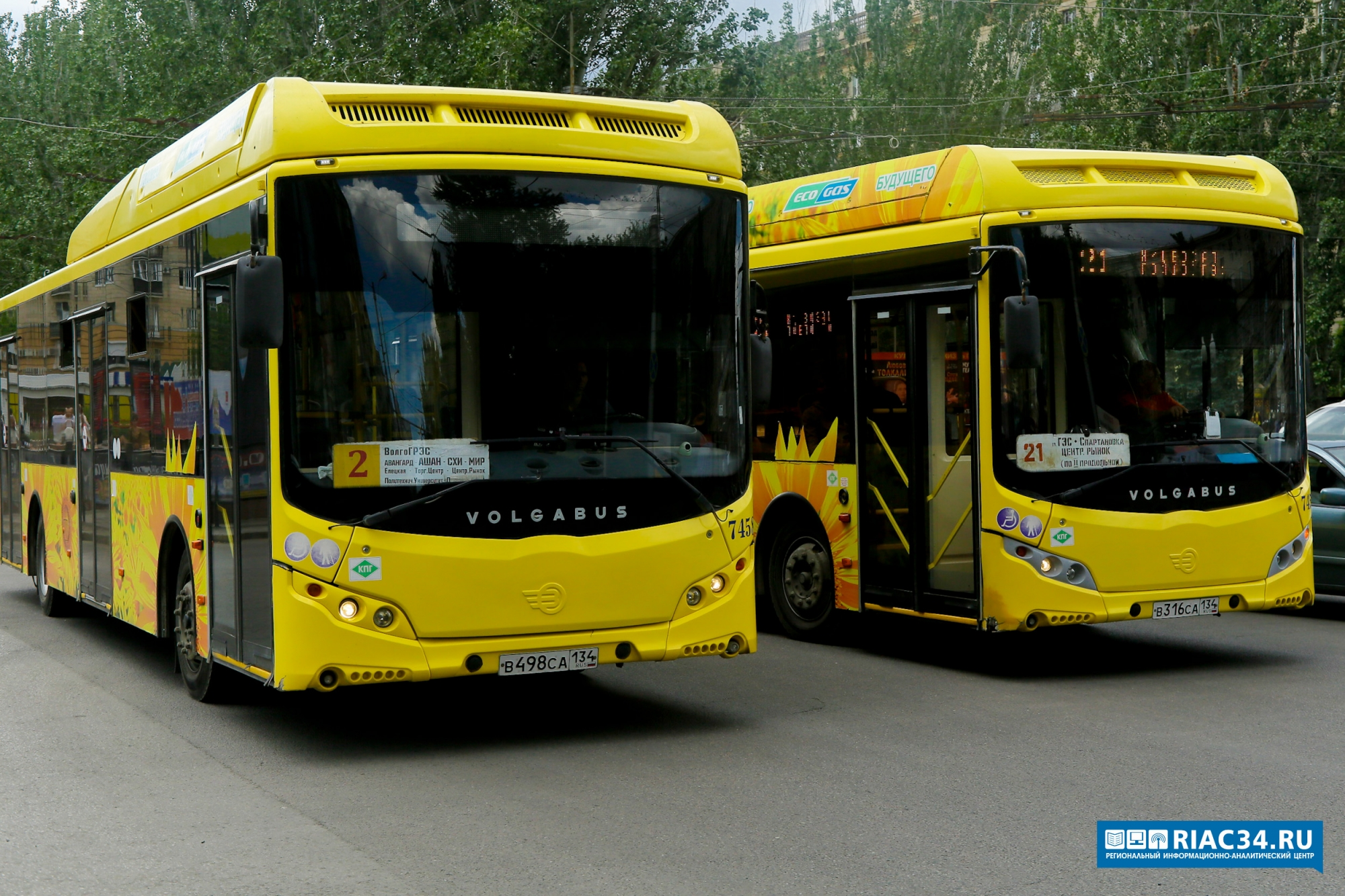 ВТракторозаводском районе автобусы будут обслуживать ночью