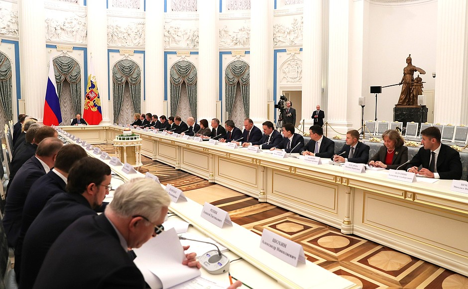 Путин призвал защитить ипотечный рынок отфинансовых «пузырей»