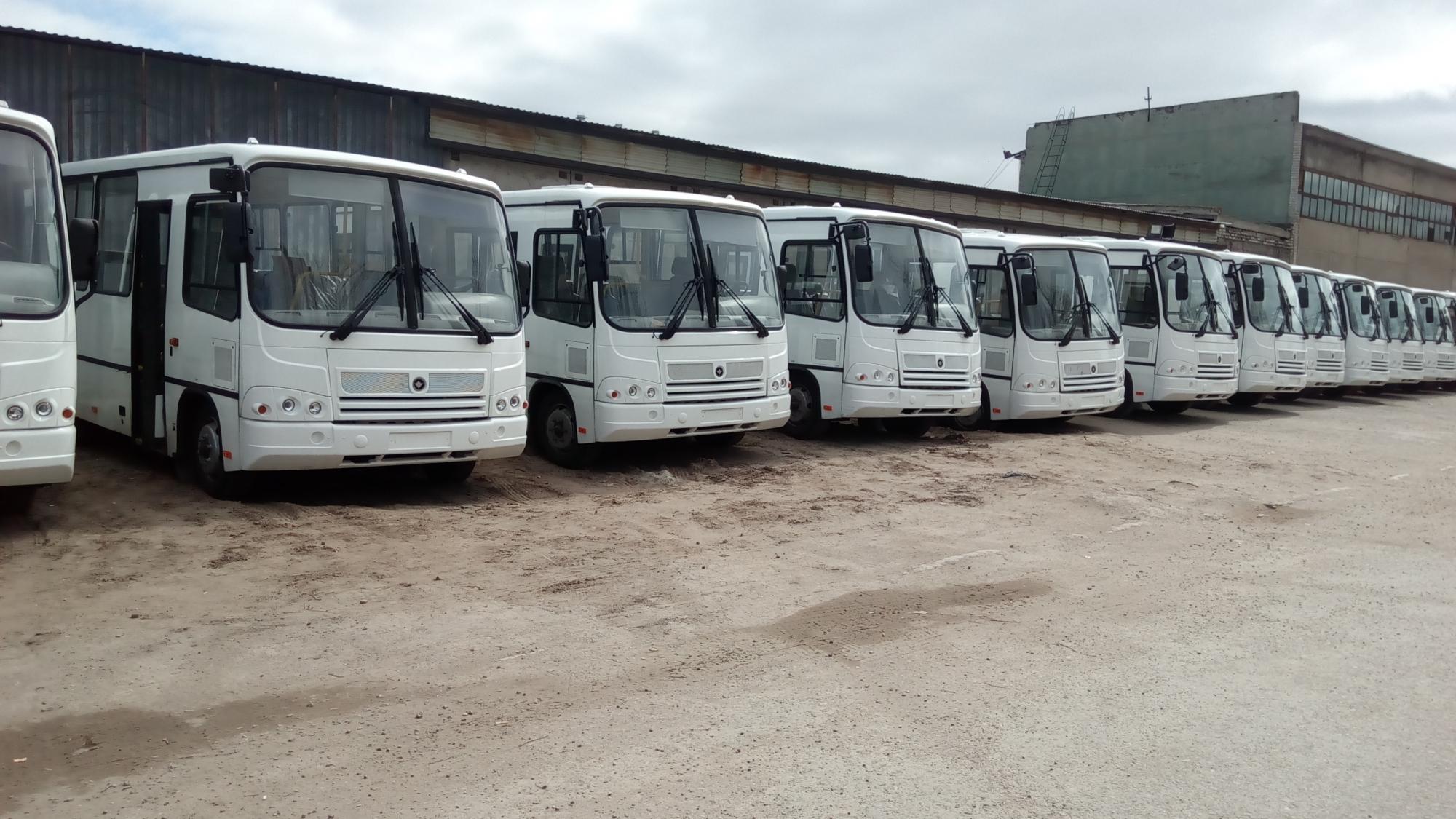 Автомобильный парк  Волгограда был дополнен  новыми автобусами средней вместимости