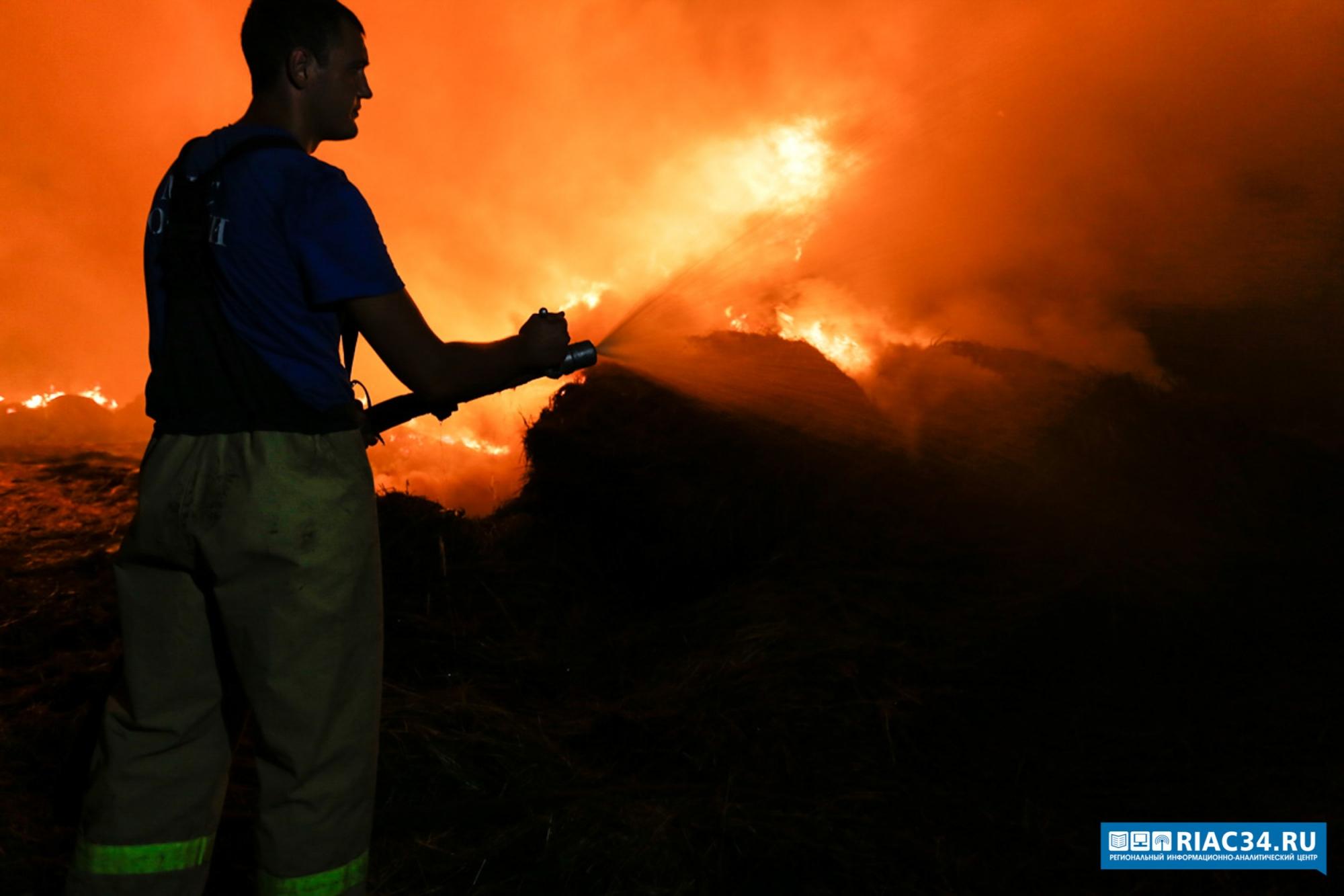 Кошмарный пожар вПереславском районе: мужчина сгорел в своем доме