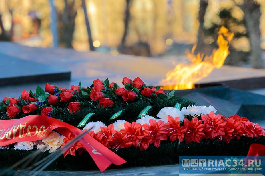 В Волгоградской области мероприятия к юбилею Победы проведут позже