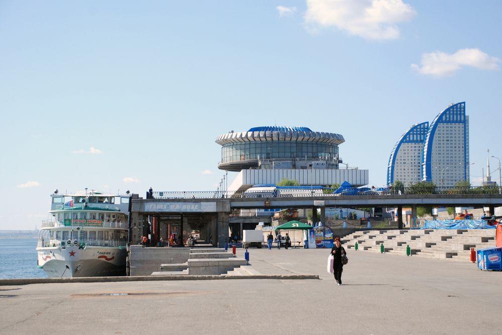 Наремонт Центральной набережной вВолгограде направят более 332 млн рублей