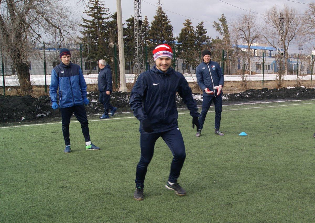 Волгоградский «Ротор» втренировочном матче разгромил краснодарскую «Корону»