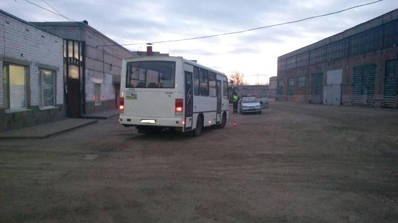 ВВолгограде шофёр автобуса отправил под колеса своего коллегу