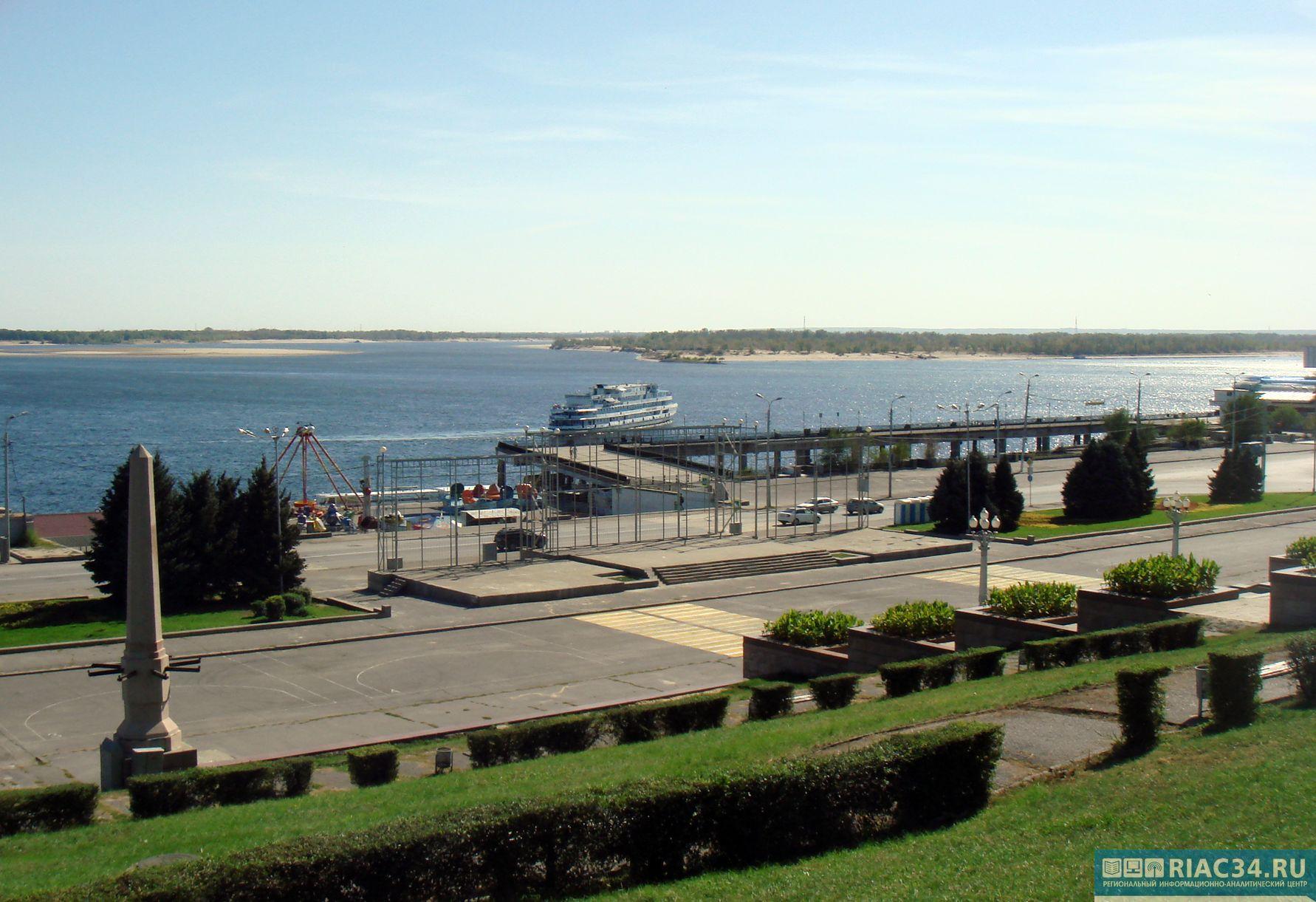 Нанабережной Волгограда встанет Дворец бракосочетаний