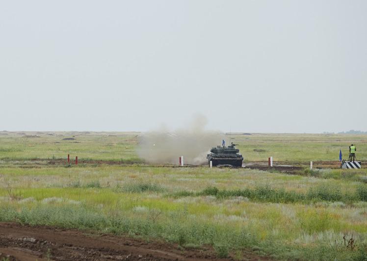 ВВолгоградской области поднято потревоге мотострелковое соединение