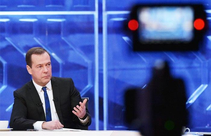 Медведев сказал, какой объем зерна Российская Федерация может экспортировать