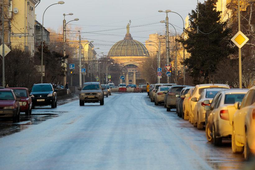 Завтра вВолгограде будет метель илед на трассах