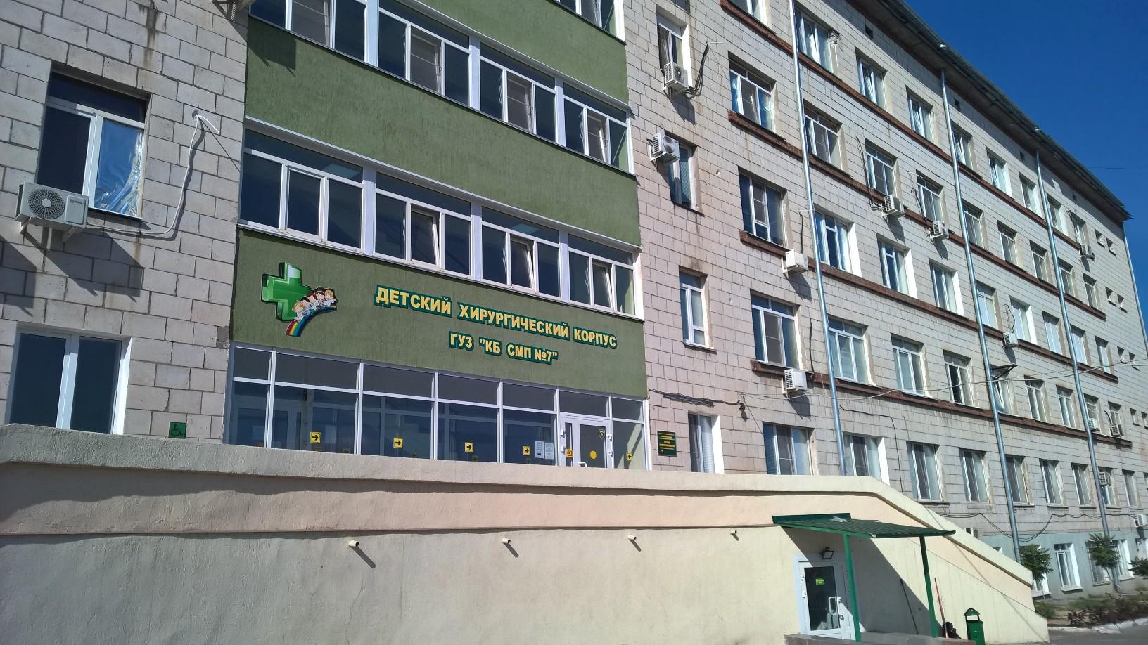 Губернатор андрей бочаров посетил 1 января клиническую больницу скорой медицинской помощи 7 города волгограда
