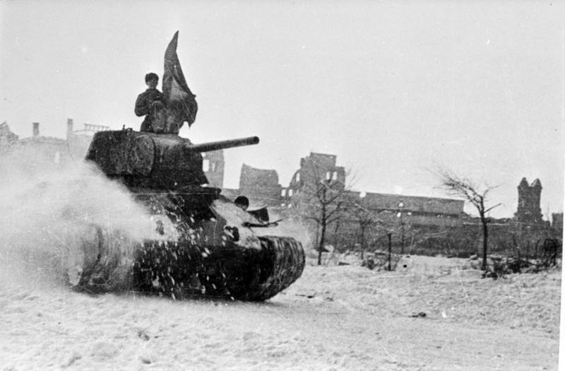 Выставка расскажет о завершающей операции Сталинградской битвы
