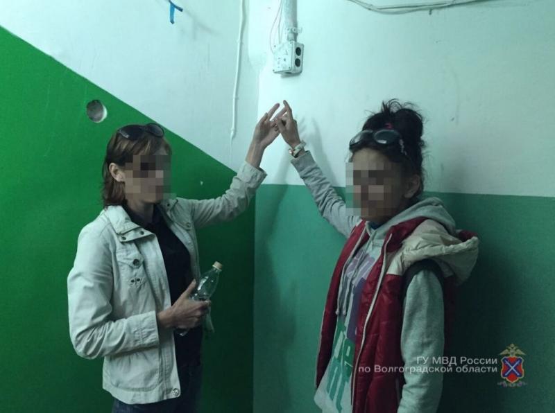 ВВолгограде женщина сосвоей дочерью занимались сбытом наркотиков